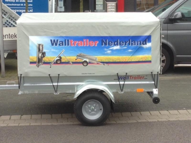 Walltrailer De enige echt opklapbare